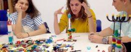 Aplicación de la metodología Lego Serious Play durante el proceso de trabajo en clase
