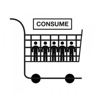 Diseño Gráfico y Activismo. Consumismo
