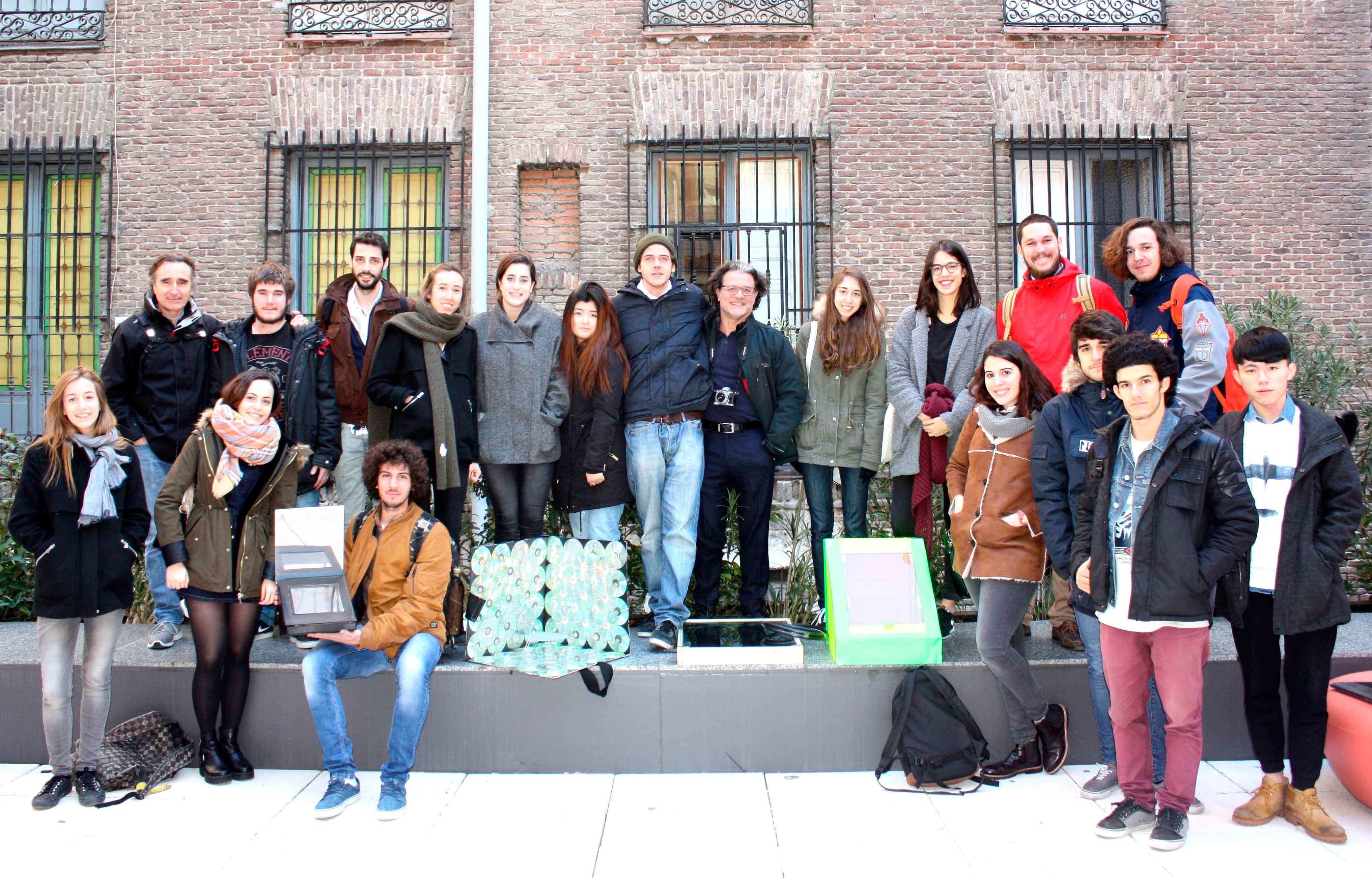Alumnos Grupo A