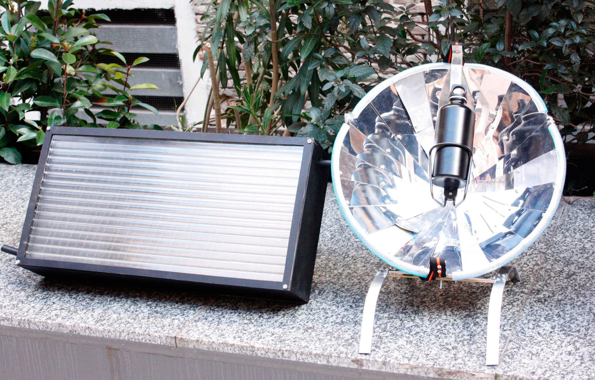 Solar Sustainable Sistem y Evosun
