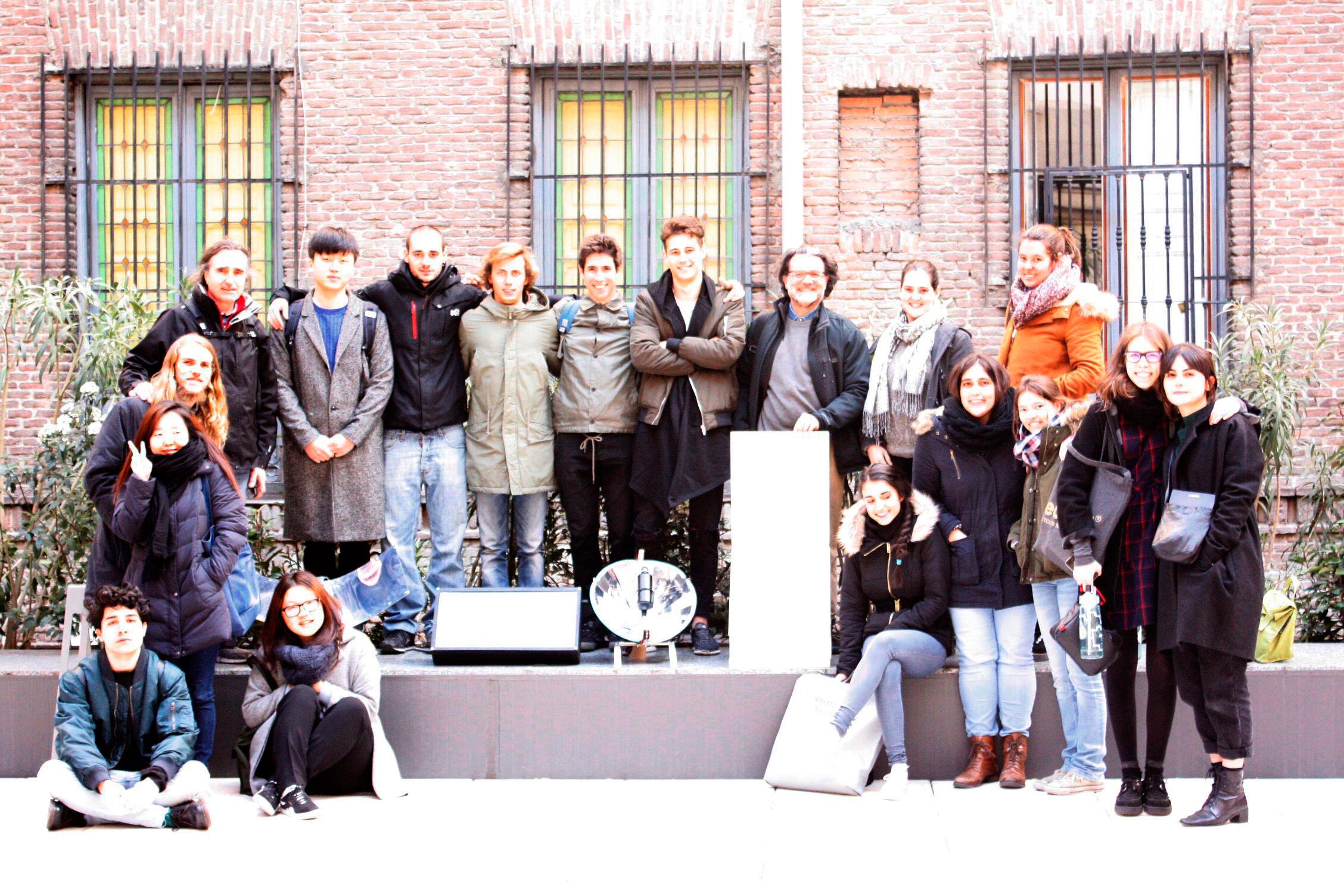 Alumnos Grupo B