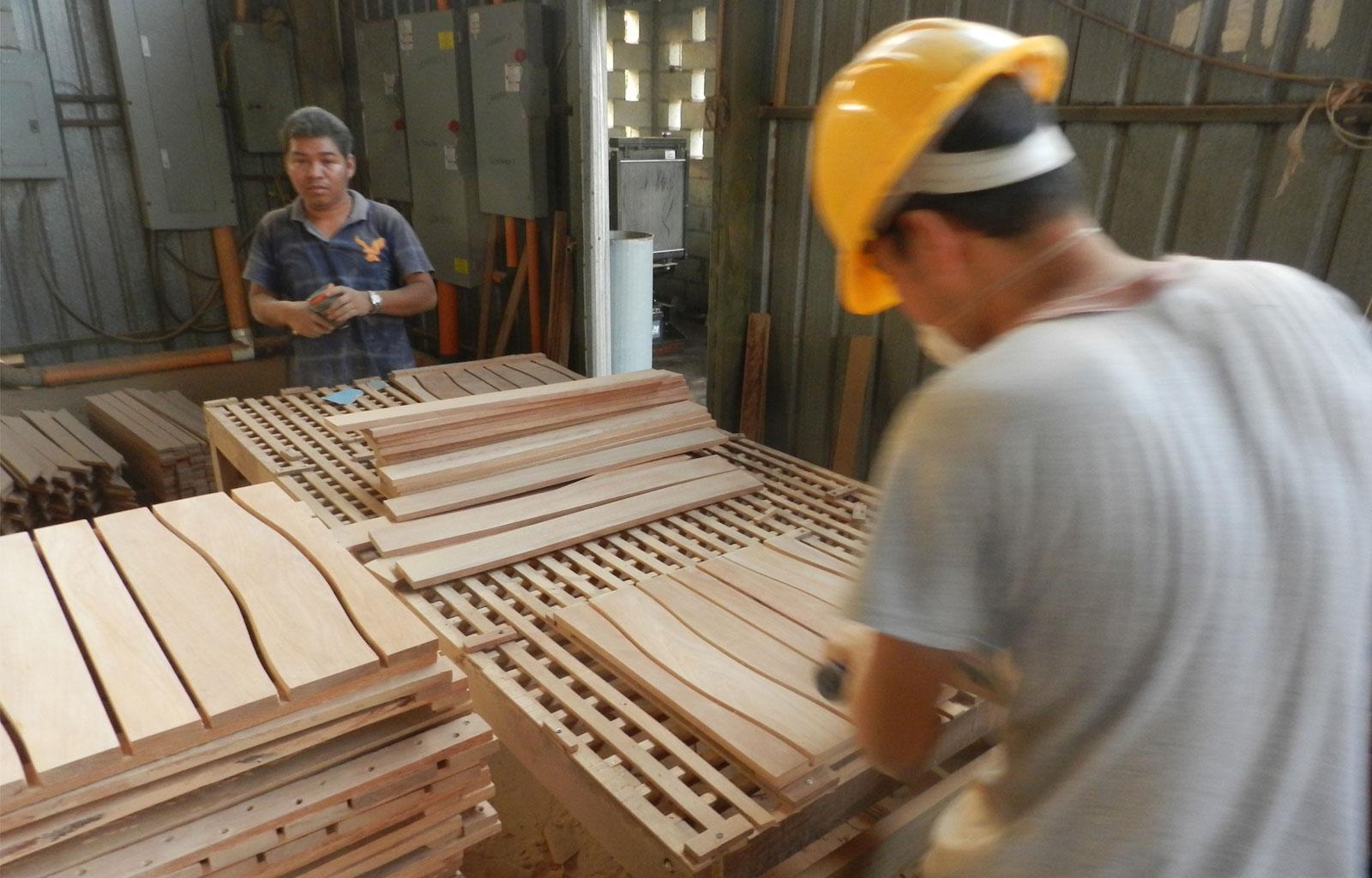 Trabajadores del Peten